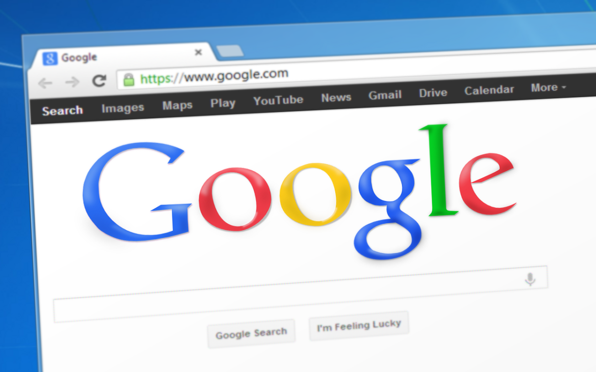 Das Jahr 2020 bei Google