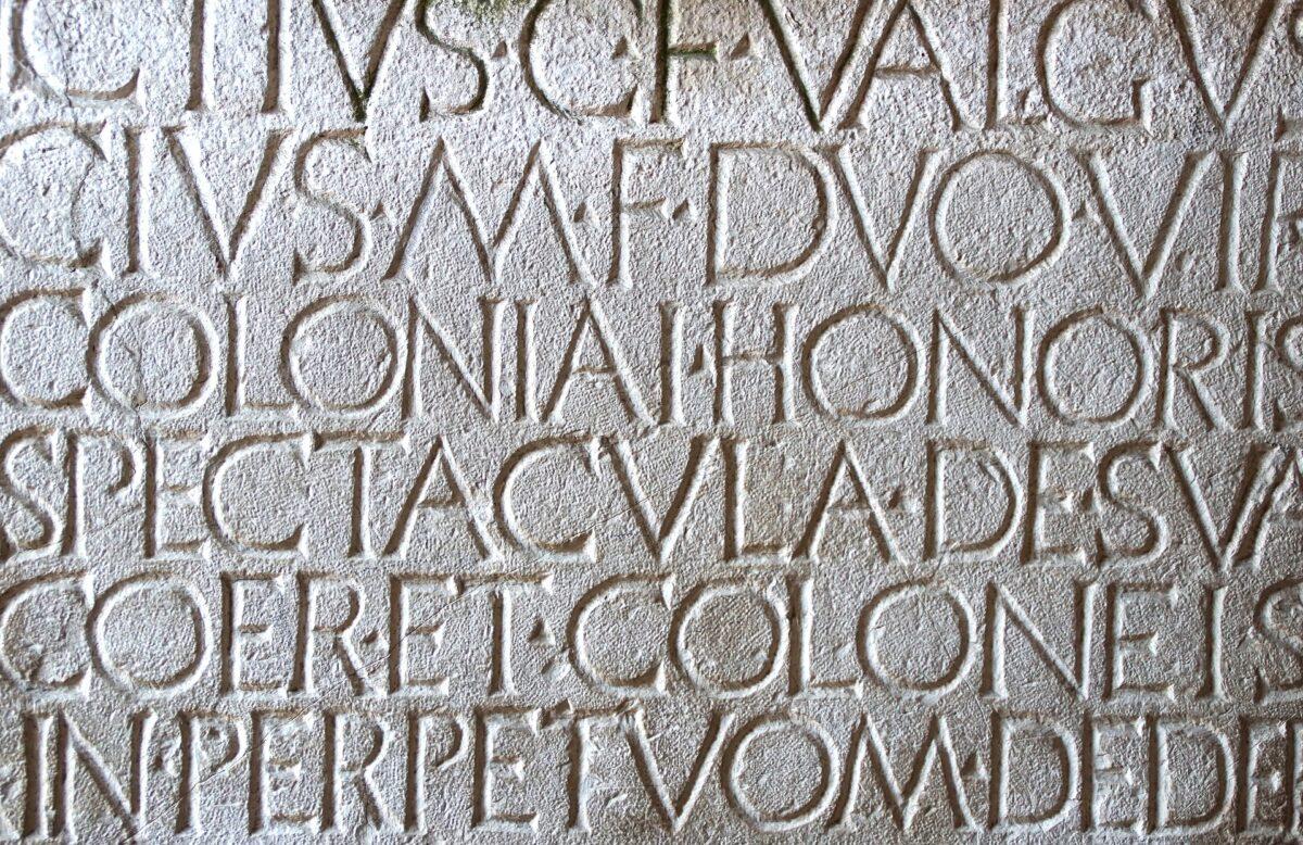 Aussterbende Sprachen